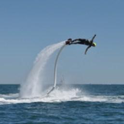 Flyboard activité atypique Marseille
