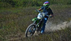 motocross EVG au Pays basque