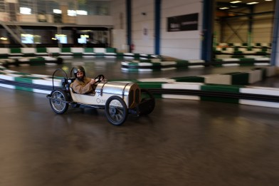 Oldies Racing activité insolite à Lille