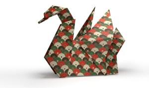 Activité insolite à Nantes Origami
