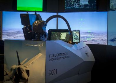 Top 20 activité insolite à Nice Simulateur de Vol F35