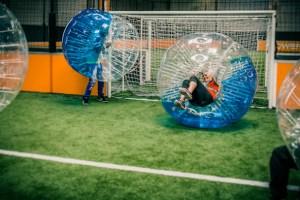 Bubble foot - Activités à Rouen