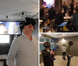 Réalité virtuelle - Activités à Rouen