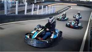 Karting activité insolite à Grenoble