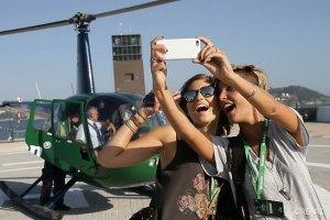 Vol en hélicoptère à Lisbonne - Activité insolite à Lisbonne