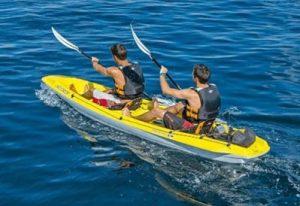 kayak de mer - Activité insolite à La Baule