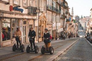 segway - activité insolite à Porto