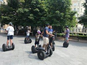 Segway tour - Activité insolite à Budapest