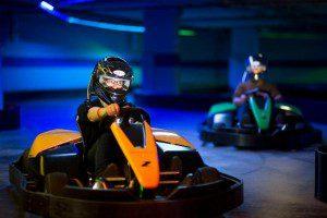 karting - Activité insolite à Budapest