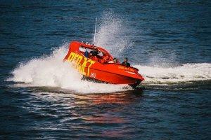 speed boat - activité insolite à Budapest