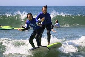 surf - activité insolite à Porto