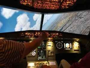 simulateur de vol - Activité insolite à Budapest