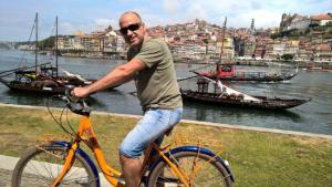 Bike tours - Activité insolite à Porto