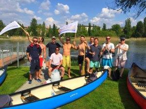 Canoe - Activité insolite à Budapest