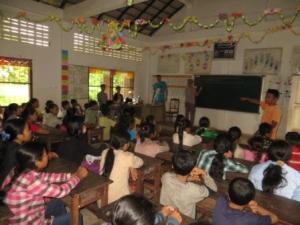 Moringa Seeds Clean Water Education at schools