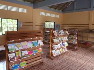 Library Rhomdeeng