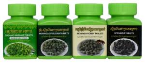 organic-moringa-spirulina-honey-tablets-product-line