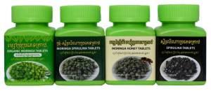 organic-moringa-spirulina-honey-tablets-product-line