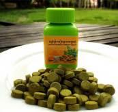 Organic Moringa Turmeric tablets