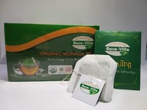 Organic Moringa Tea sachets
