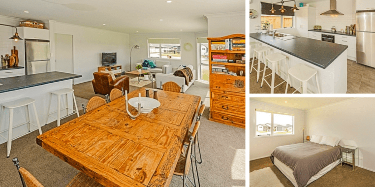 Golden Sands Getaway, Papamoa Holiday home
