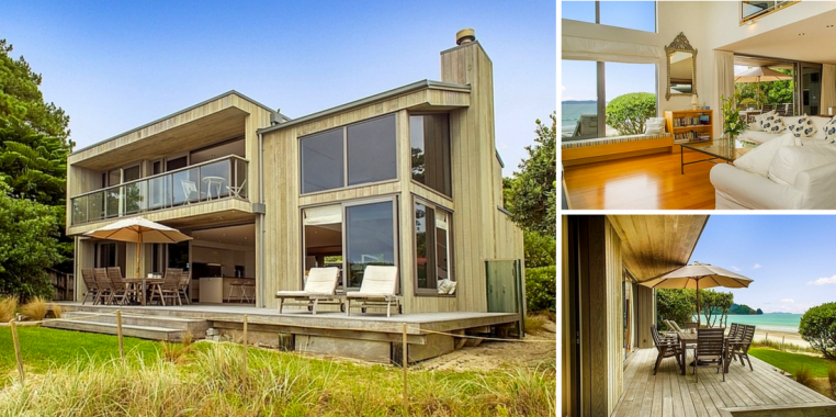 Bachcare's Top 10 - Family Reunion Holiday Homes NZ - The Breakers - Whangapoua Executive Holiday Home