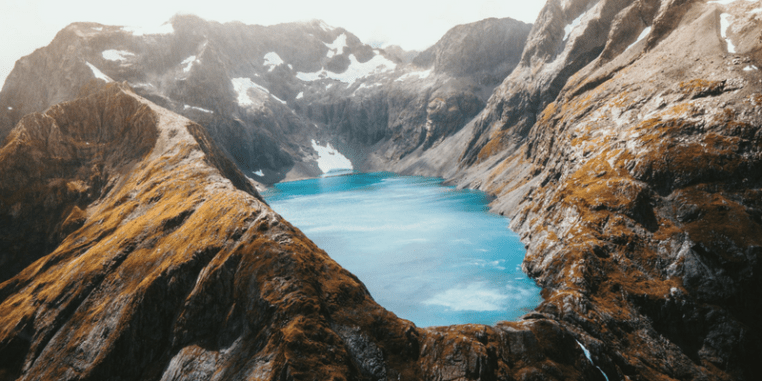 Lake Quill - Fiordlands National Park