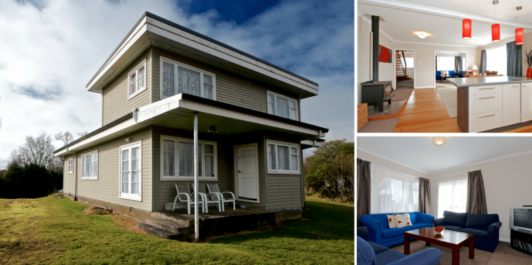 Raetihi Cottage- Raetihi Holiday Home