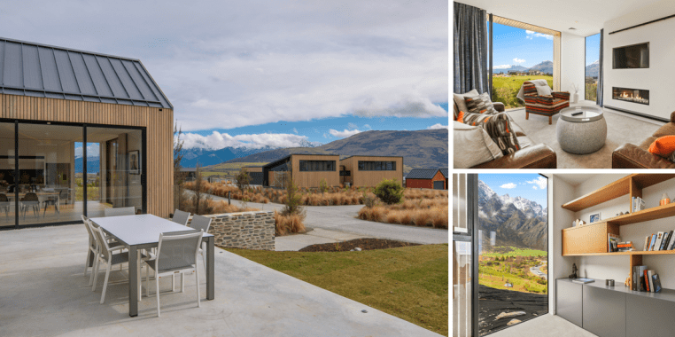 Bermingham Family Lodge - Queenstown Holiday Home