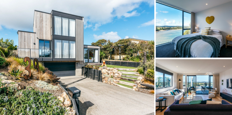 No.39 Spaviews - Waiheke Island Holiday Home
