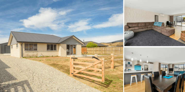 Pisa Oasis - Cromwell Holiday Home