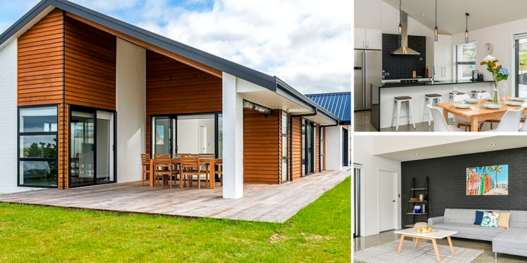 Modern Mangawhai - Mangawhai Holiday Home