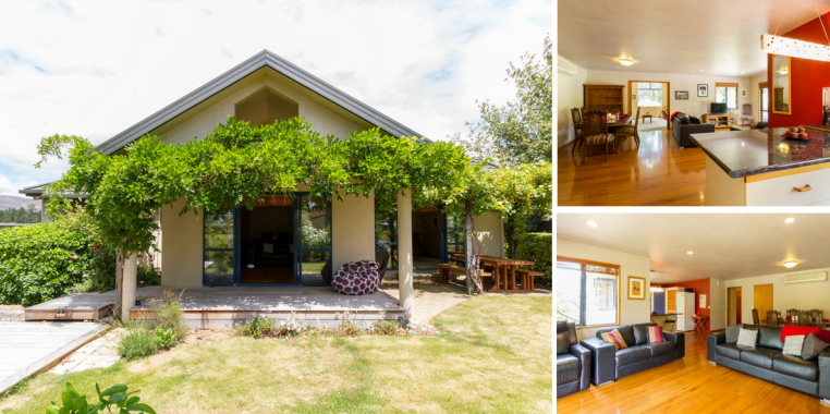Aurum Retreat - Cromwell Holiday Home
