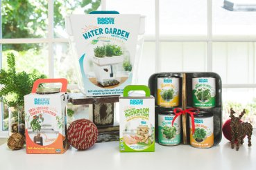 back to the roots gift set unique gifts green gift best gifts for gardeners