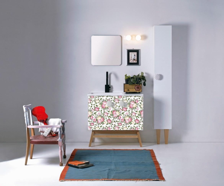 Cube piantana con elementi mobili in ottone cromato porta salviette porta rotolo e scopino - Mobili anni venti ...