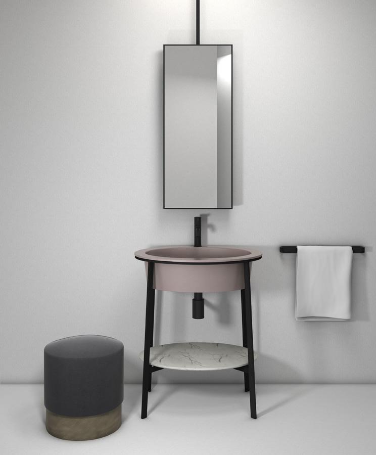 catino, la collezione di design di cielo - bagno italiano blog - Arredo Bagno Cielo