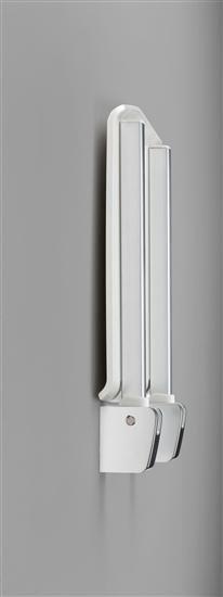 PROVEX - sedile ribaltabile Serie 150_bianco chiuso2