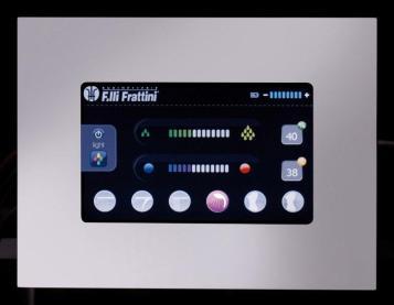 Pannello Touchscreen