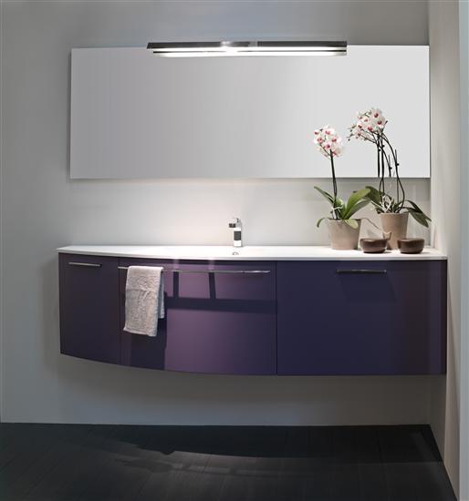Splendide lampade per il vostro bagno bagno italiano blog for Specchio da tavolo con luce ikea