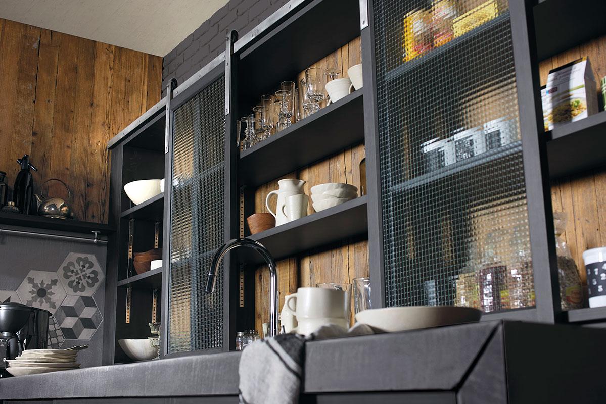 Credenza Cucina Con Piano Di Lavoro : Marchi cucine presenta brera 76 bagno italiano blog
