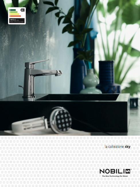 Nobili rubinetterie lancia le nuove collezioni eco - Nobili rubinetterie bagno ...