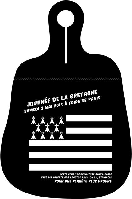 Bagoto Spécial Foire de Paris 2015 - Breizh