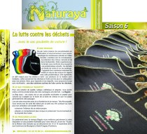 "Article presse ""Naturaya"""