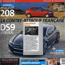"Article presse ""L'Automobile Magazine"""