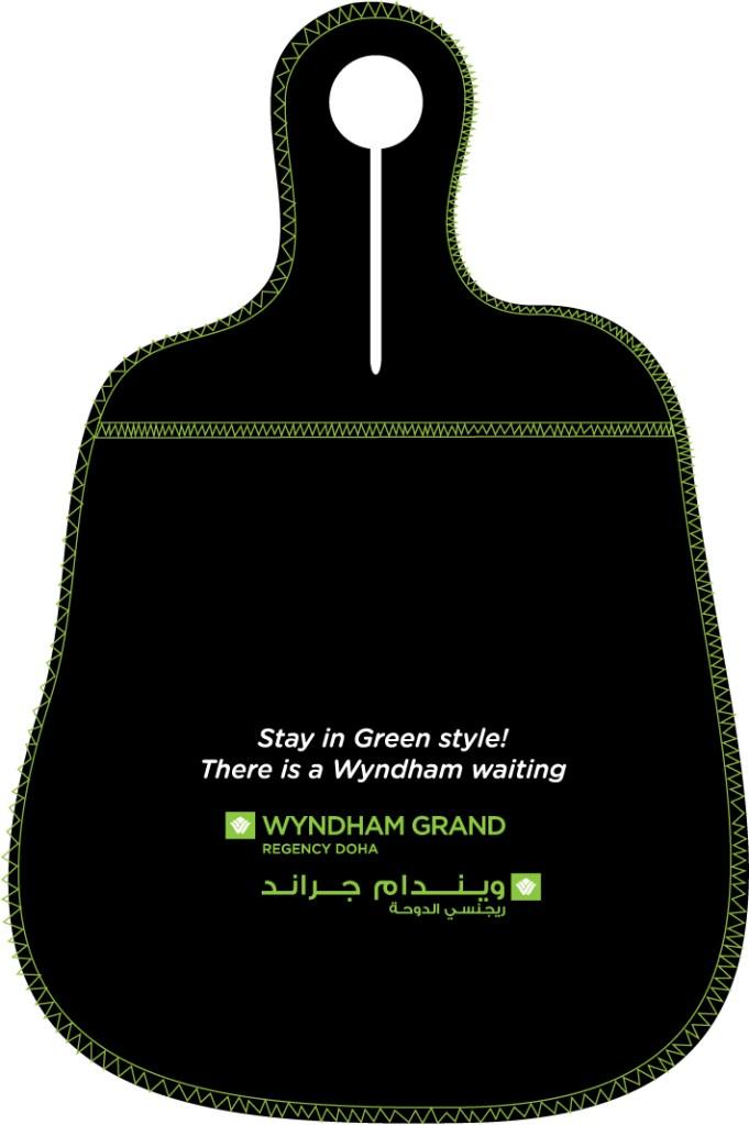Bagoto Wyndham Grand Hotel