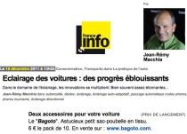Chronique France Info - décembre 2011
