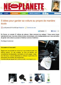 "Article presse ""Neoplanete"""