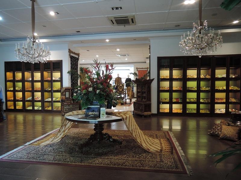 museum danar hadi batik museum