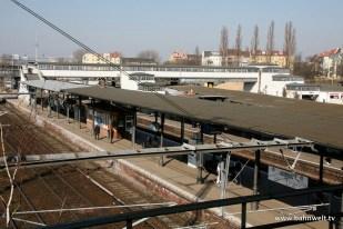 Berlin Ostkreuz, alte Bahnsteige D und E, 2007