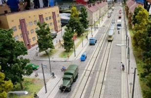 H0-Modulanlage Magdeburg